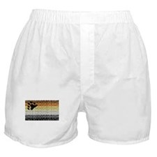 Bear Flag Boxer Shorts