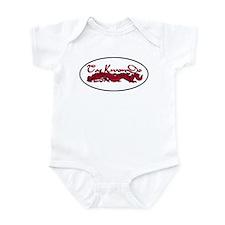 Cool Asian american Infant Bodysuit