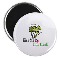 Kiss Me, I'm Irish Magnet