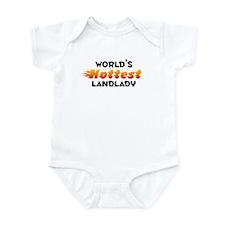 World's Hottest Landl.. (B) Onesie