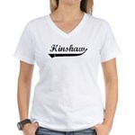 Hinshaw (vintage) Women's V-Neck T-Shirt