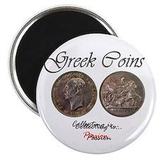 Greek Coins Magnet
