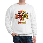 Are we there yet Sweatshirt