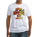 Are we there yet Fitted T-Shirt
