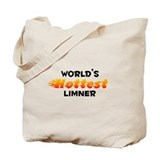 World's Hottest Limner (B) Tote Bag