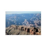 Grand Canyon South Rim Rectangle Magnet