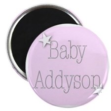 "Cute Addyson 2.25"" Magnet (100 pack)"