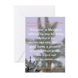 &quot;Hardship&quot; Encouragement Greeting Cards (Pk of 10)
