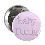"Cute Dania 2.25"" Button"