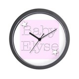 Cute Elyse Wall Clock