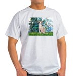 Lilies / Ital Greyhound Light T-Shirt