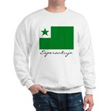 Flag of Esperantoland Sweatshirt