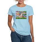 Lilies / Ital Greyhound Women's Light T-Shirt