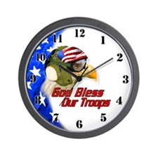 Air Craft Carrier Eagle Wall Clock