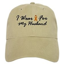 I Wear Orange For My Husband 1 Baseball Cap