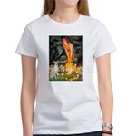 Midsummer's / Ital Greyhound Women's T-Shirt