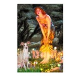 Midsummer's / Ital Greyhound Postcards (Package of