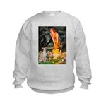 Midsummer's / Ital Greyhound Kids Sweatshirt
