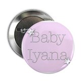 "Cute Iyana 2.25"" Button (100 pack)"