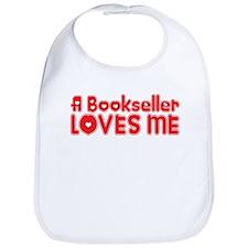 A Bookseller Loves Me Bib