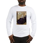 Whistler's / Ital Greyhound Long Sleeve T-Shirt