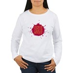 It's Not Advisable Women's Long Sleeve T-Shirt