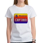 Captain Kids Women's T-Shirt