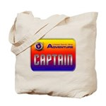 Captain Kids Tote Bag