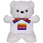 Captain Kids Teddy Bear