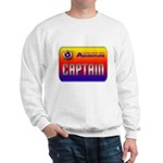Captain Kids Sweatshirt