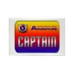 Captain Kids Rectangle Magnet (100 pack)
