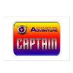 Captain Kids Postcards (Package of 8)