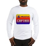 Captain Kids Long Sleeve T-Shirt