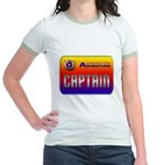 Captain Kids Jr. Ringer T-Shirt