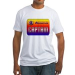 Captain Kids Fitted T-Shirt