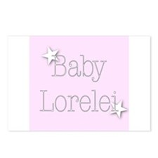 Cute Lorelei Postcards (Package of 8)