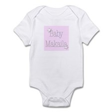 Cute Makaila Infant Bodysuit