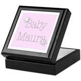 Cute Maura Keepsake Box