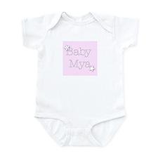 Cute Mya Infant Bodysuit