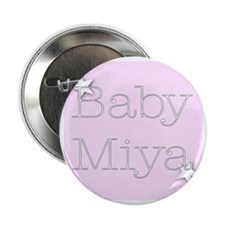 "Cute Miya 2.25"" Button"