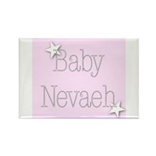 Cute Nevaeh Rectangle Magnet (100 pack)