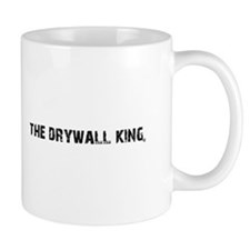 The Drywall King Mug