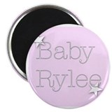 "Cute Rylee 2.25"" Magnet (100 pack)"