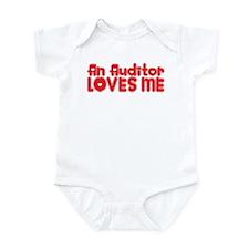 An Auditor Loves Me Infant Bodysuit