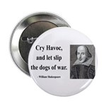 "Shakespeare 16 2.25"" Button (100 pack)"