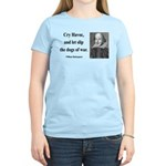 Shakespeare 16 Women's Light T-Shirt