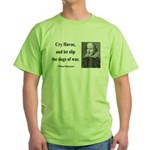Shakespeare 16 Green T-Shirt