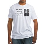 Shakespeare 16 Fitted T-Shirt