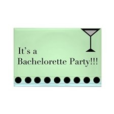 Unique Bacheloret Rectangle Magnet (10 pack)