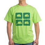 Thunder Fart Green T-Shirt